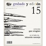 Etching and Editing Magazine, n. 15, in Spanish.