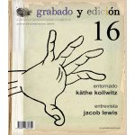 Etching and Editing Magazine, n. 16, in Spanish.