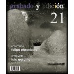 Etching and Editing Magazine, n. 21, in Spanish.