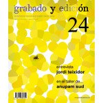 Etching and Editing Magazine, n. 24, in Spanish.