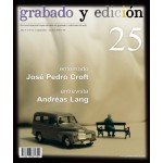 Etching and Editing Magazine, n. 25, in Spanish.