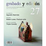 Etching and Editing Magazine, n. 27, in Spanish.