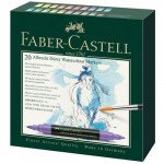 Albrecht Dürer Watercolour Markers box Faber-Castell, 20 colours
