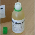 Biodegradable cleaning oil, 250 ml.