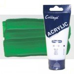 Acrylic Schmincke 200 ml., Leaf Green
