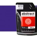Sennelier Abstract Acrylic Purple 917, 500 ml.