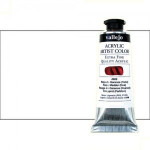Acrylic Artist Vallejo, Zinc White, 60 ml.