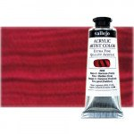 Acrílico Vallejo Artist n. 809 color carmín de quinacridona (60 ml)