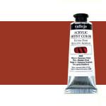 Acrylic Artist Vallejo n. 425 Red Transoxid (60 ml)