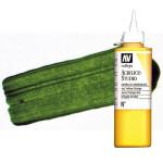 Acrílico Vallejo Studio n. 16 color verde vejiga (200 ml)