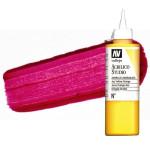 Acrílico Vallejo Studio n. 26 color rojo de garanza (200 ml)