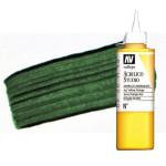 Acrílico Vallejo Studio n. 6 color verde ftalocianina (200 ml)