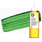 Acrílico Vallejo Studio n. 7 color verde permanente (200 ml)