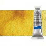 Acuarela Artist Winsor & Newton color amarillo transparente 653 (5 ml) S1