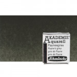 Watercolour Schmincke Akademie, Black  782, 1/2 Godet.