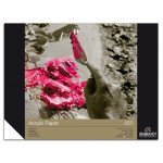 Rembrandt Acrylic block 400 gr, 30x40, 10 sheets, medium grain