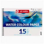 Art Creation Watercolor block 240 gr, 15 sheets (A4)