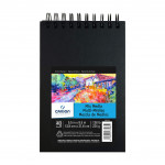Block XL Mix Media Canson 14x21.6 cm, 224 gr., 40 h. hard cover
