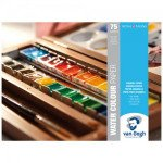 Van Gogh Watercolor block 200 gr, 13,5x21, 20 sheets