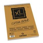 Bloc de dibujo Canson XL extra blanco, 60h., 90 gr., A5