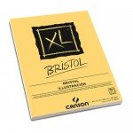 Block XL Bristol Illustration Canson, 50 sheets, 180 gr., A4
