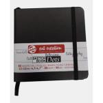 ArtCreation NoteBook Dots, 12x12, elastic band, 80 s, 80 gr.