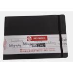 ArtCreation NoteBook Dots, 21x14,8, elastic band, 80 s, 80 gr.
