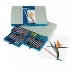 48 Watercolour Pencil Case Sakura Bruynzeel