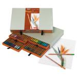 48 color pencil case Sakura Bruynzeel