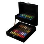 Black Box of 60 1/2 dry pastels «al Ecu» Sennelier
