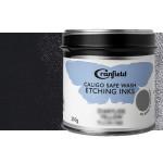 Tinta Grabado Ecológica Negro Azulado, Lata 250 gr.