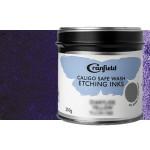 Tinta Grabado Ecológica Violeta de Carbazol, Lata 250 gr.