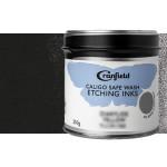 Tinta Grabado Ecológica Negro Carbon, Lata 250 gr.