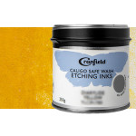 Ecological Etching ink Indian Yellow, Can 250 gr.