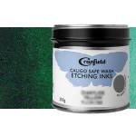 Tinta Grabado Ecológica Verde Ftalocianina, Lata 250 gr.