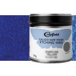 Tinta Grabado Ecológica Azul Ultramar, Lata 250 gr.