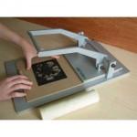 Xylography printing machine