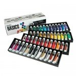 Acrylic Basics Liquitex, carton box 48 col, 22 ml.