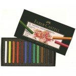 12 Artist's Polychromos Pastels Faber-Castell