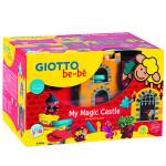 Giotto Be-Bè Modelling set, My Magic Castele