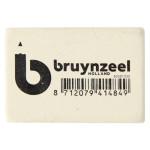 Extra soft eraser, 42 x 30 mm, Bruynzeel