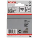 Stapler typ 53 Bosch, box 1000 uds.