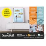 Speedball Intermediate Deluxe Screen Printing Kit