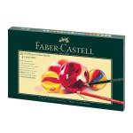 Mixed Media gift set: Polychromos + Castell 9000