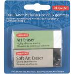 Dual Eraser Pack, Derwent