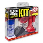 Block Printing Essentials Kit Essdee