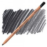 Oil Pencil Black Lightfast Derwent