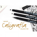 Step by Step Notebook, Learn Calligraphy, Talens (In Spanish)
