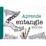 Step by Step Notebook, Learn Zentangle, Talens (In Spanish)