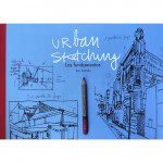 Step by Step Notebook, Urban Sketching - The Basics, Talens (In Spanish)